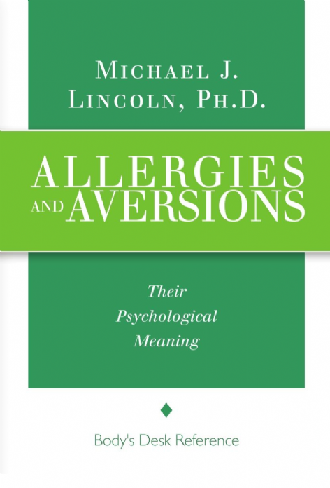 Lincoln, Michael J - Allergies & Aversions